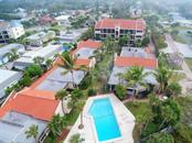 Aerial - Condo for sale at 718 Golden Beach Blvd #3, Venice, FL 34285 - MLS Number is N6107011
