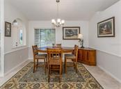 Dining room - Single Family Home for sale at 521 Waterwood Ln, Venice, FL 34293 - MLS Number is N6107048