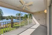 Lanai - Condo for sale at 891 Norwalk Dr #205, Venice, FL 34292 - MLS Number is N6108169