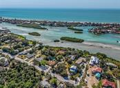 Aerial southwest to ICW and Gulf - Single Family Home for sale at 915 Bayshore Rd, Nokomis, FL 34275 - MLS Number is N6109471