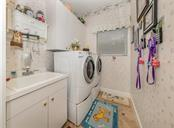 Laundry room - Single Family Home for sale at 453 Anchorage Dr, Nokomis, FL 34275 - MLS Number is N6112707