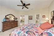 Master Bedroom - Villa for sale at 11433 Okaloosa Dr, Venice, FL 34293 - MLS Number is N6113314