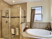 Master bathroom - Single Family Home for sale at 108 Maraviya Blvd, North Venice, FL 34275 - MLS Number is N6113946