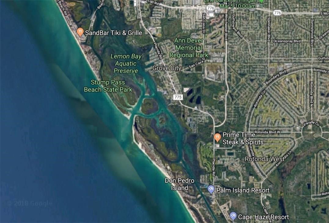 Lots 16 & 17 Snapper Ave, Placida, FL 33946 - MLS D5922949