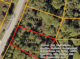 Ananas Rd, North Port, FL 34288