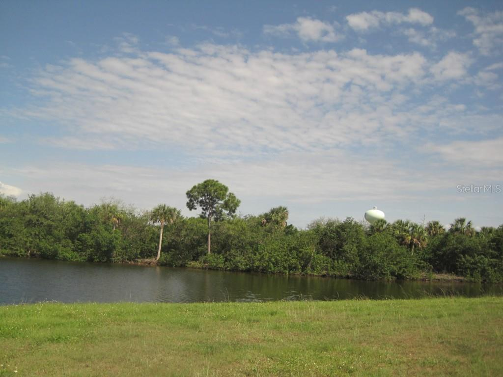 Far right view will always be there - Vacant Land for sale at 5006 Palermo Dr, Punta Gorda, FL 33950 - MLS Number is C7210721