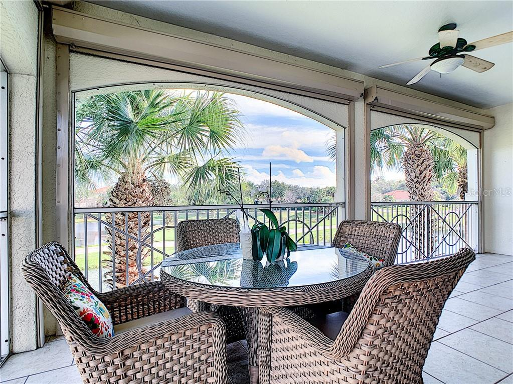 The views are fabulous. - Condo for sale at 9453 Discovery Ter #201c, Bradenton, FL 34212 - MLS Number is A4423314