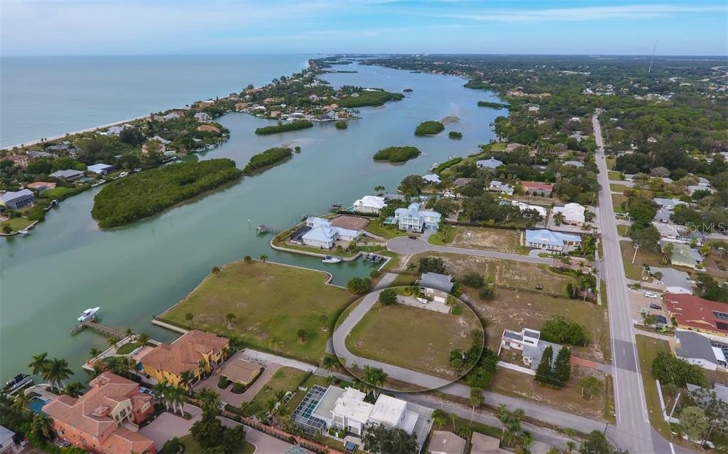Vacant Land for sale at 512 Croftsmar Cir, Nokomis, FL 34275 - MLS Number is A4423768