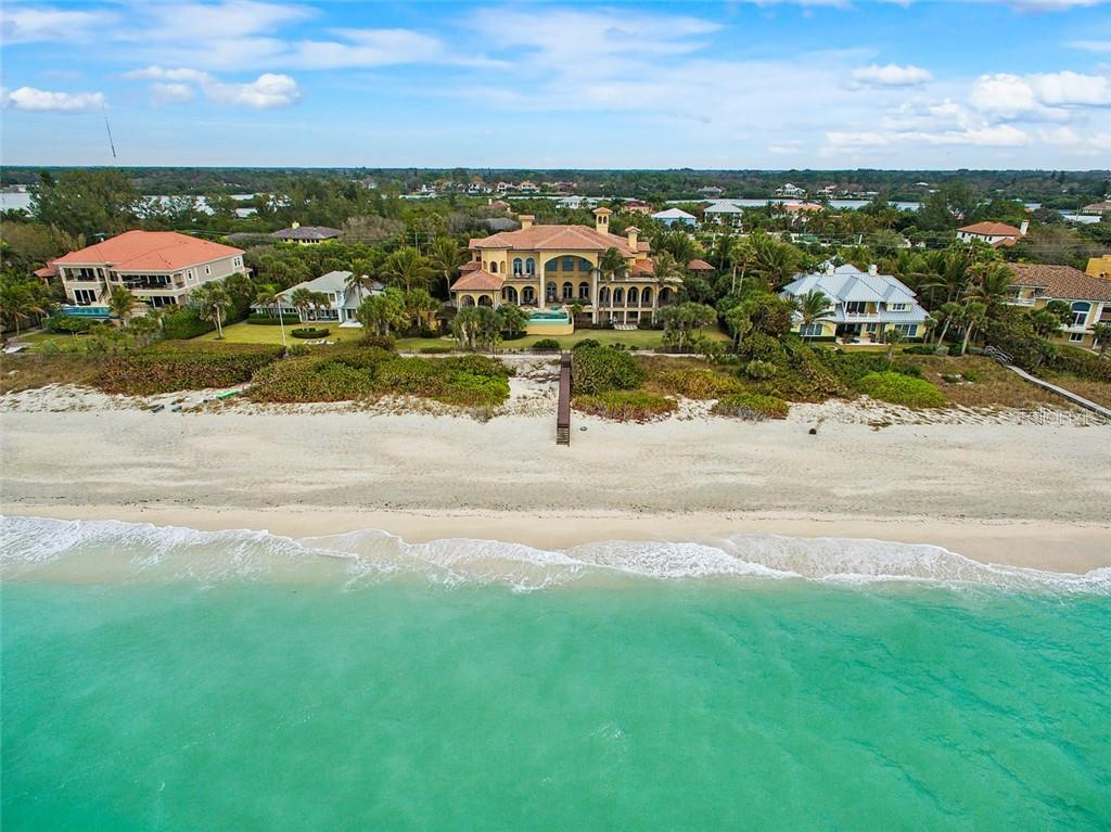 Single Family Home for sale at 1011 Casey Key Rd, Nokomis, FL 34275 - MLS Number is A4425644