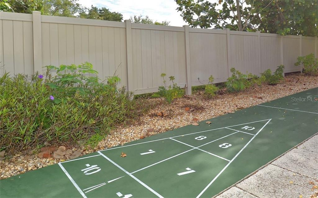 Shuffleboard. - Condo for sale at 797 Beach Rd #215, Sarasota, FL 34242 - MLS Number is A4430524