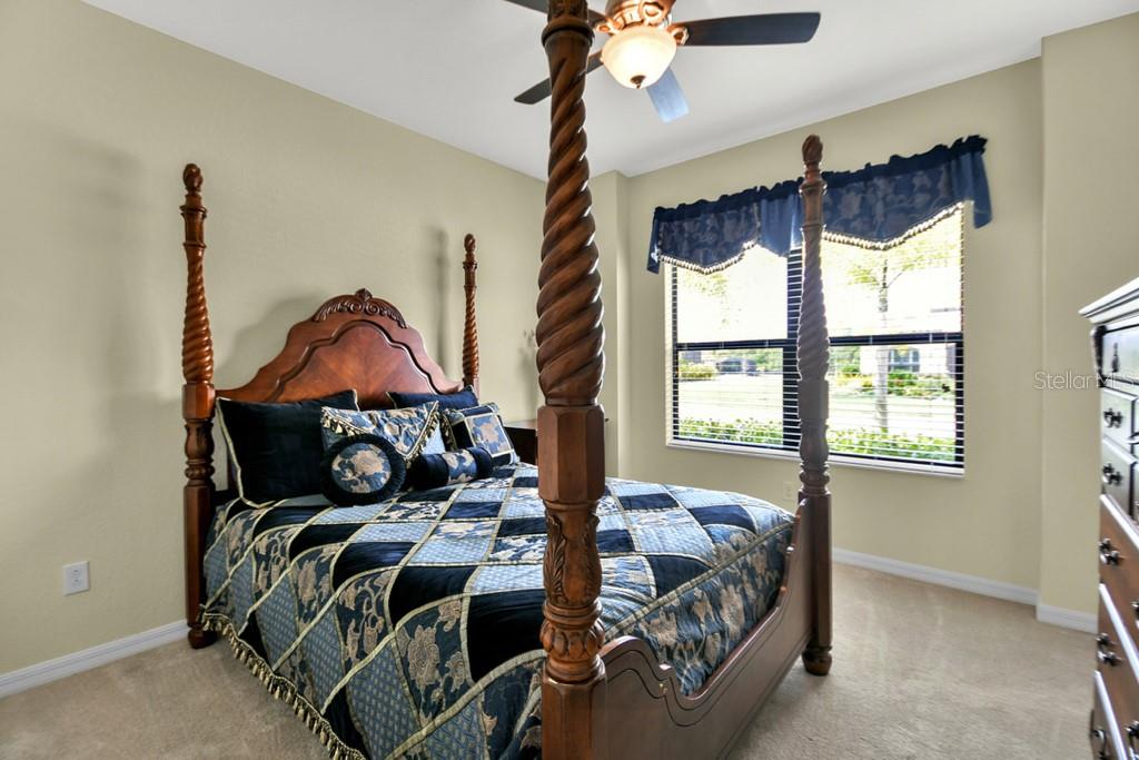 Bedroom 2 - Single Family Home for sale at 2937 Desert Plain Cv, Lakewood Ranch, FL 34211 - MLS Number is A4431016