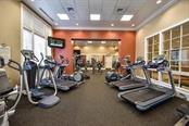 Fitness Center, all new equipment - Condo for sale at 750 N Tamiami Trl #1108, Sarasota, FL 34236 - MLS Number is A4190640