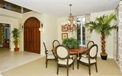 Dining room - Single Family Home for sale at 65 Lighthouse Point Dr, Longboat Key, FL 34228 - MLS Number is A4438181