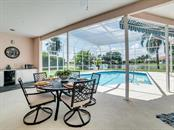 Outdoor dining at it's finest! - Single Family Home for sale at 4117 Via Mirada, Sarasota, FL 34238 - MLS Number is A4438764