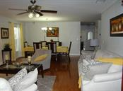 Living & Dining - Villa for sale at 3008 Ringwood Mdw #5, Sarasota, FL 34235 - MLS Number is A4443322