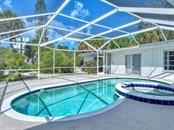 Pool/Spa - Large Entertainment Deck - Single Family Home for sale at 225 John Ringling Blvd, Sarasota, FL 34236 - MLS Number is A4443640