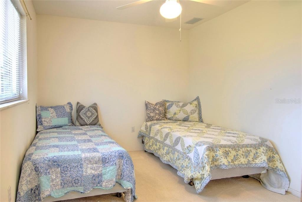 Second Bedroom - Single Family Home for sale at 4884 Jacaranda Heights Dr, Venice, FL 34293 - MLS Number is N6105548