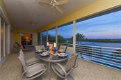 Balcony - Single Family Home for sale at 525 Bayview Pkwy, Nokomis, FL 34275 - MLS Number is N5912985